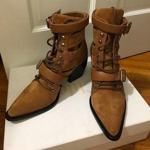 Chloe Rylee Suede boots